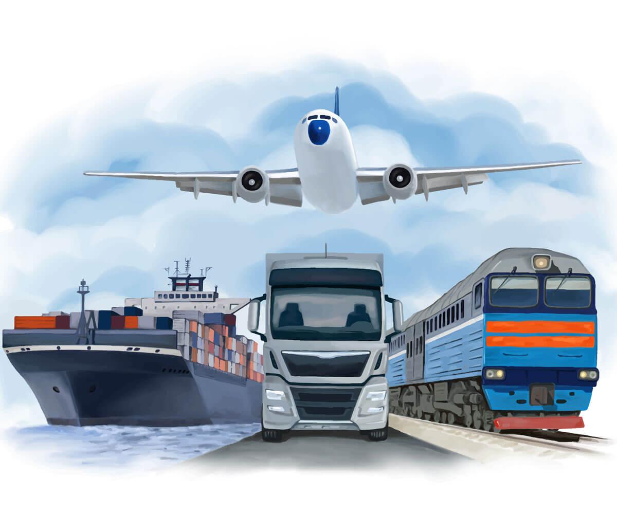 Papel Dos Transportes Na Gestão Logística